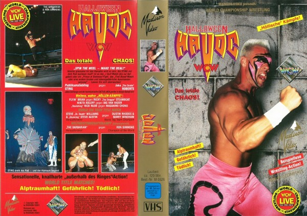 Halloween Havoc (WCW Wrestling)