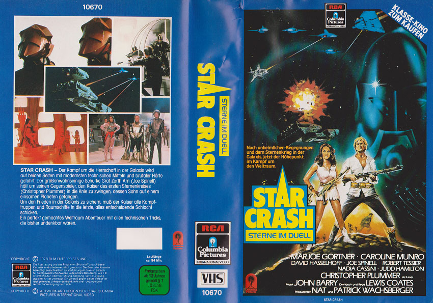 Star Crash Sterne Im Duell