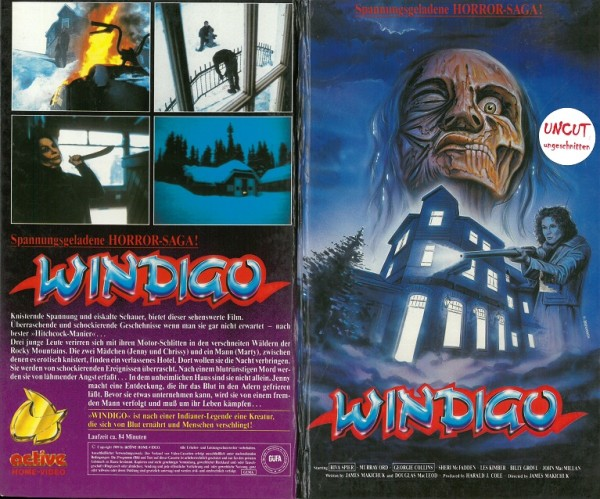 Windigo - Ghostkeeper (Hartbox)