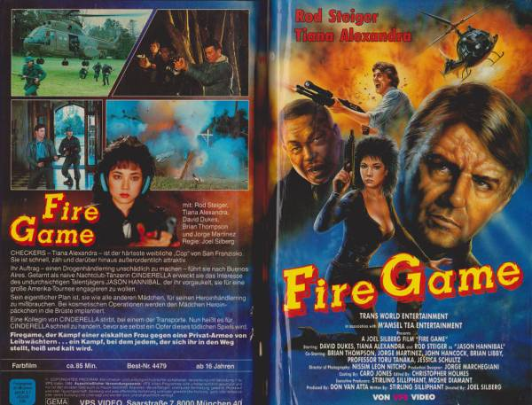 Fire Game