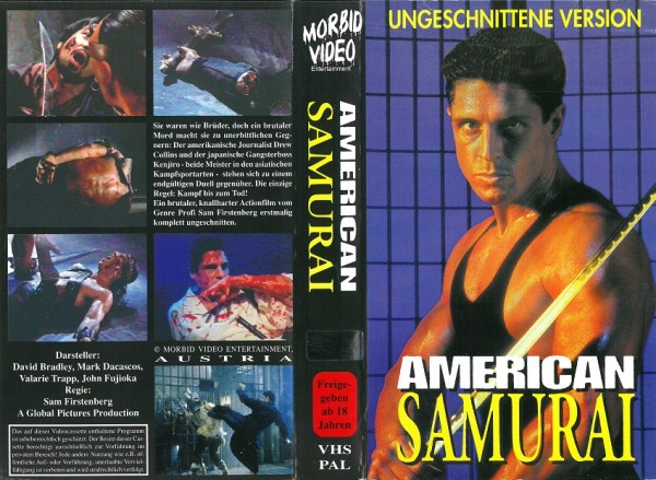 American Samurai (Morbid Video)