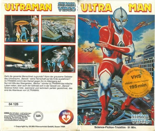 Ultraman (Silwa weiss)