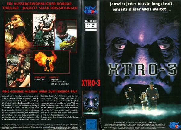 X-Tro 3 - Watch the skies