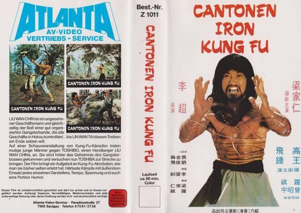Cantonen Iron Kung Fu - Die blutigen Krallen des Leoparden