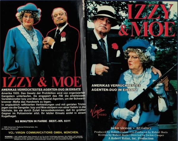 Izzy & Moe (Hartbox)
