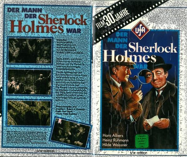 Mann der Sherlock Holmes war, Der (Hartbox)