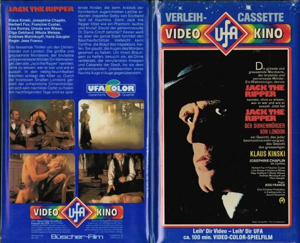 Jack the Ripper - Der Dirnenmörder von London (Softbox)