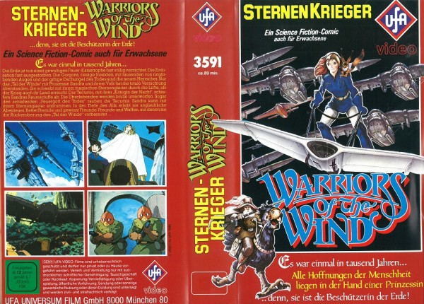 Sternenkrieger - Warriors of the Wind