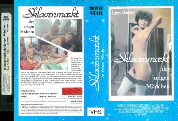 Sklavenmarkt der jungen Mädchen - Sklavenmarkt der weißen Mädchen (Movie Star)