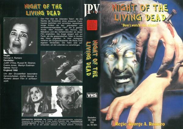 Night of the Living Dead - Die Nacht der lebenden Toten (JPV)