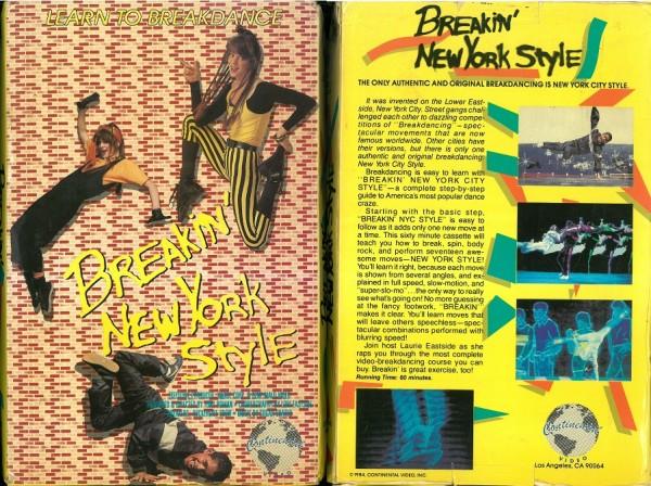 Breakin New York Style (US Import Pappbox)