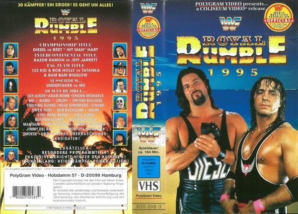 Royal Rumble 1995 (WWF Wrestling)
