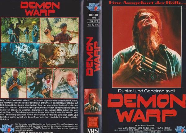 Demon Warp - Demonwarp