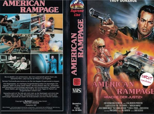 American Rampage - Rache der Justiz