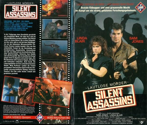 Silent Assassins - Lautlose Mörder (Hartbox)