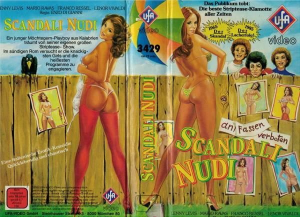 Scandali Nudi - Anfassen verboten (Hartbox)
