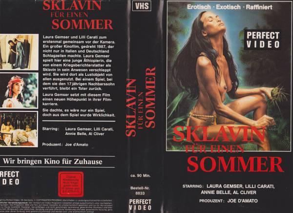 Sklavin für einen Sommer