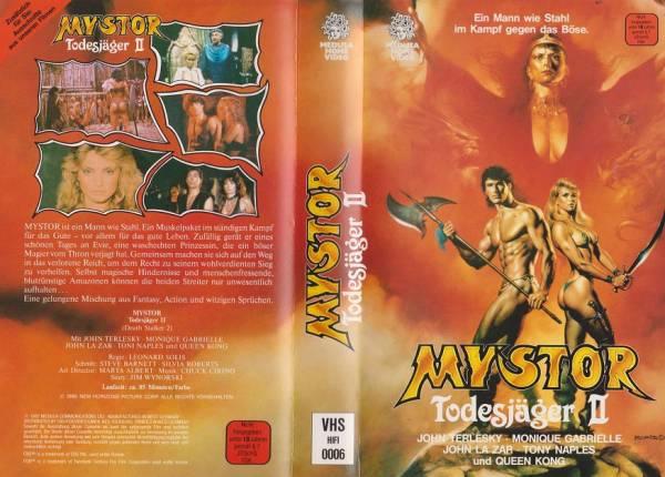 Mystor - Todesjäger 2 - Deathstalker II