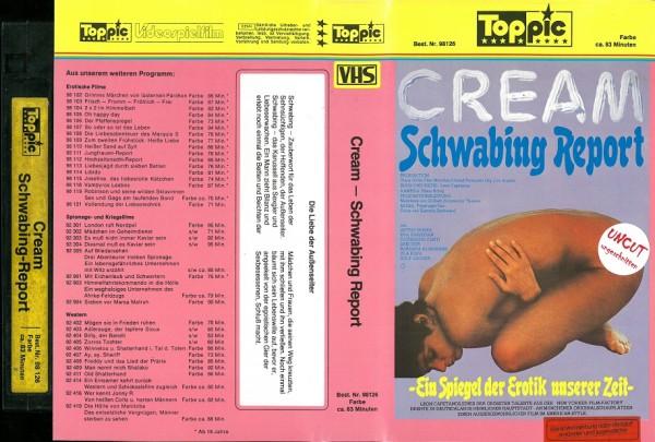 Cream - Schwabing Report