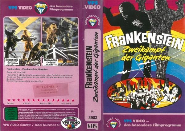 Frankenstein - Zweikampf der Giganten (VPS)