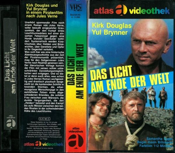 Licht am Ende der Welt, Das (Glasbox)