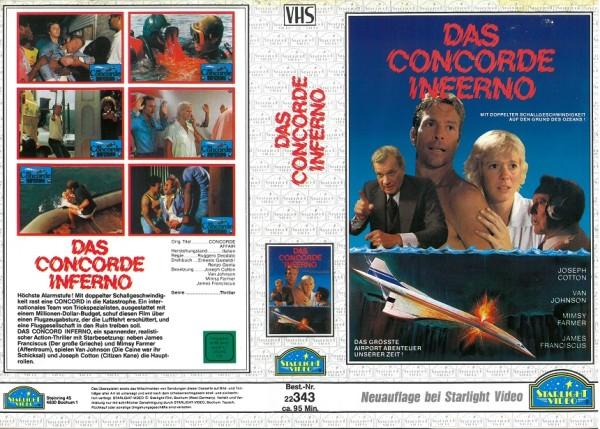 Concorde Inferno, Das (Starlight Video)
