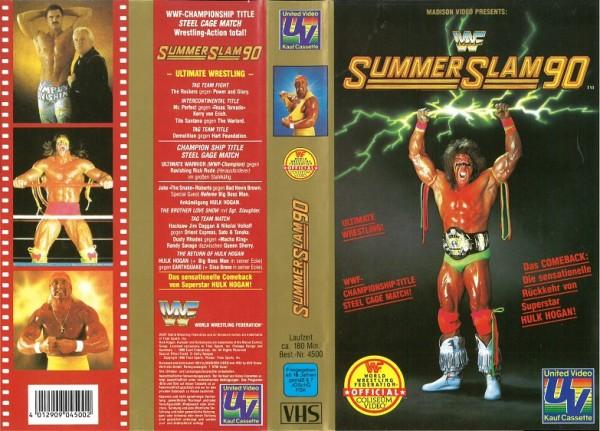 Summer Slam 90 (WWF Wrestling)