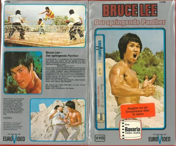 Bruce Lee - Der springende Panther (Bavaria)