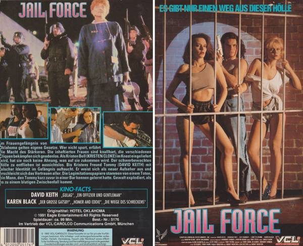 Jail Force