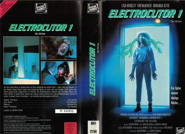 Electrocutor 1 - The 13th floor)