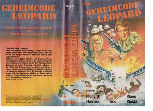 Geheimcode Leopard (Present Video)