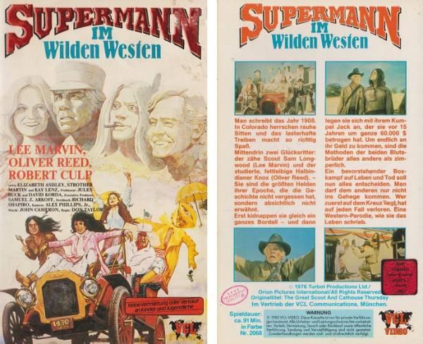 Supermann des Wilden Westens, Der