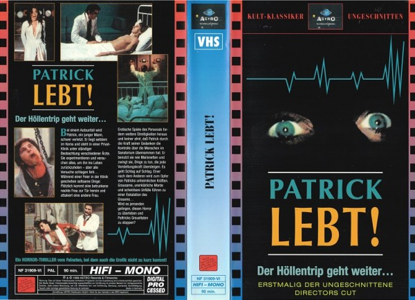 Patrick lebt - Director´s  Cut (Astro)