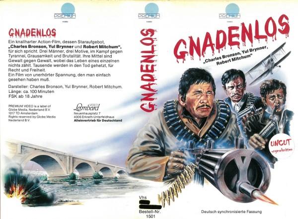 Gnadenlos - Pancho Villa reitet (Premium Video)