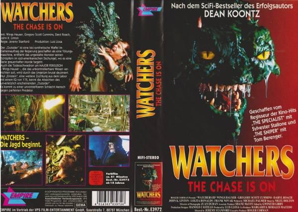 Watchers II - Augen des Terrors