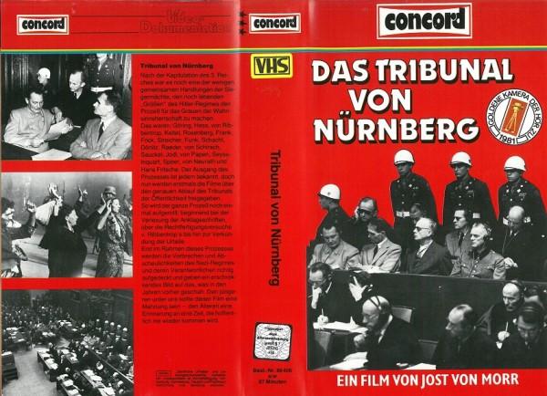 Tribunal von Nürnberg, Das (Concord Video)