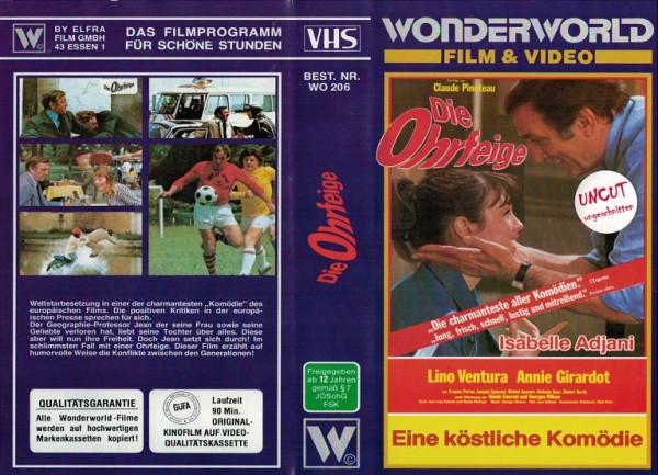 Ohrfeige, Die (Wonderworld)
