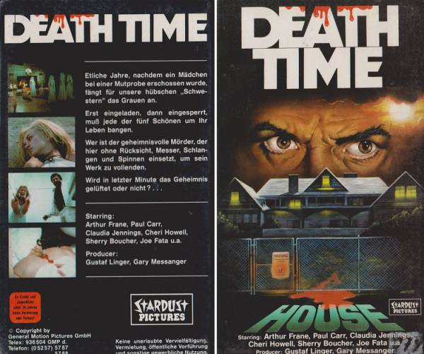 Death Time House