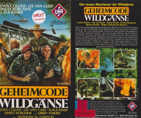 Geheimcode Wildg