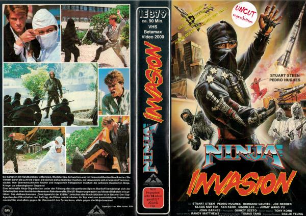 Ninja Invasion - Thundering Ninja
