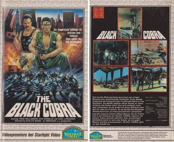 Black Cobra, The (Hartbox)
