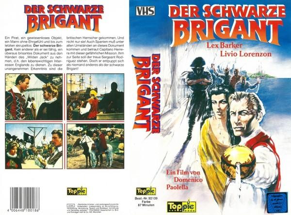 schwarze Brigant, Der