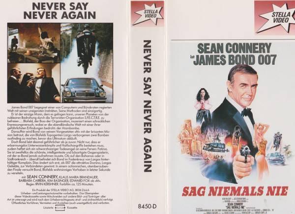 007 Sag Niemals Nie