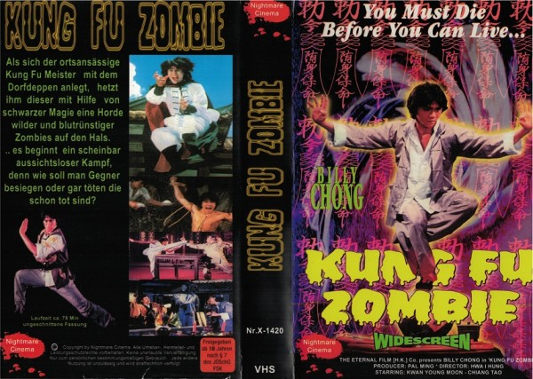 Kung Fu Zombie (Nightmare Cinema)