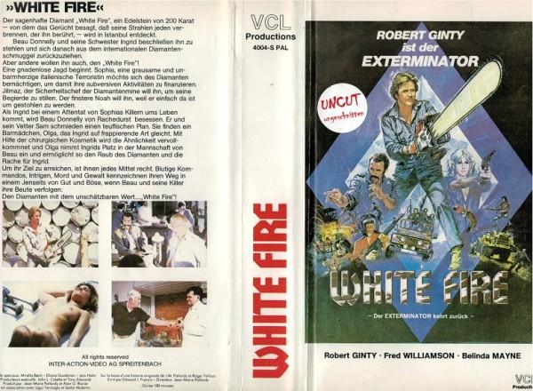 White Fire - Der Todesdiamant (VCL uncut)