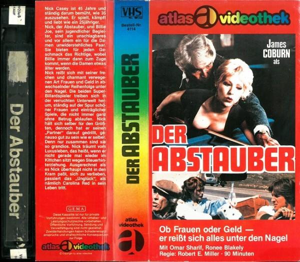 Abstauber, Der - The Baltimore Bullet (Atlas Glasboxcover)