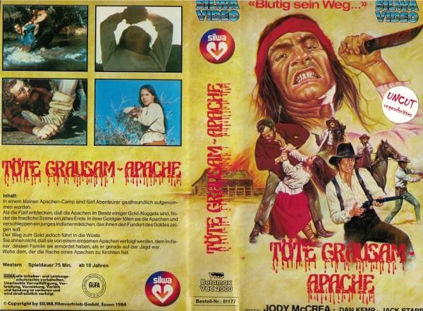 Töte grausam, Apache - Schreit, wenn wir verrecken