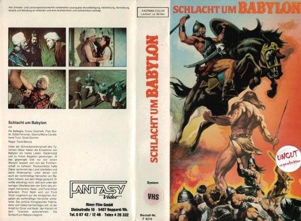 Schlacht um Babylon (Fantasy Video)