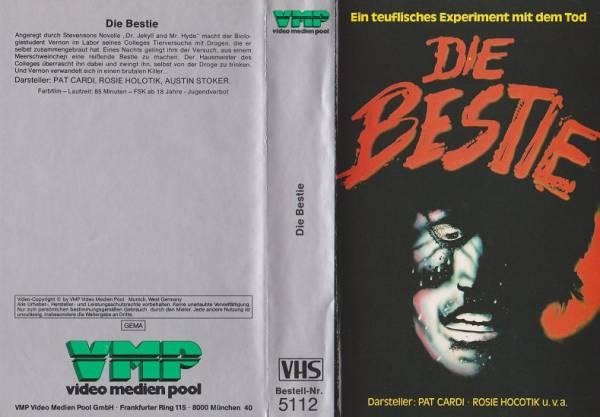 Bestie, Die - Die Teufelsbestie (VMP)