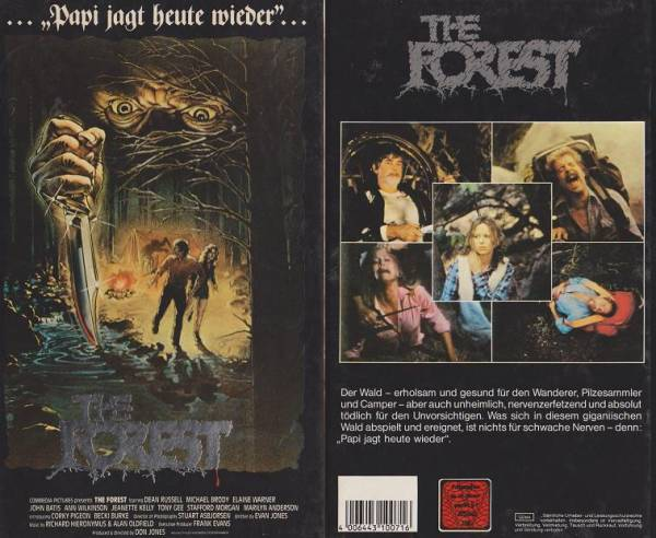 Forest, The - ...Papi jagt heute wieder...